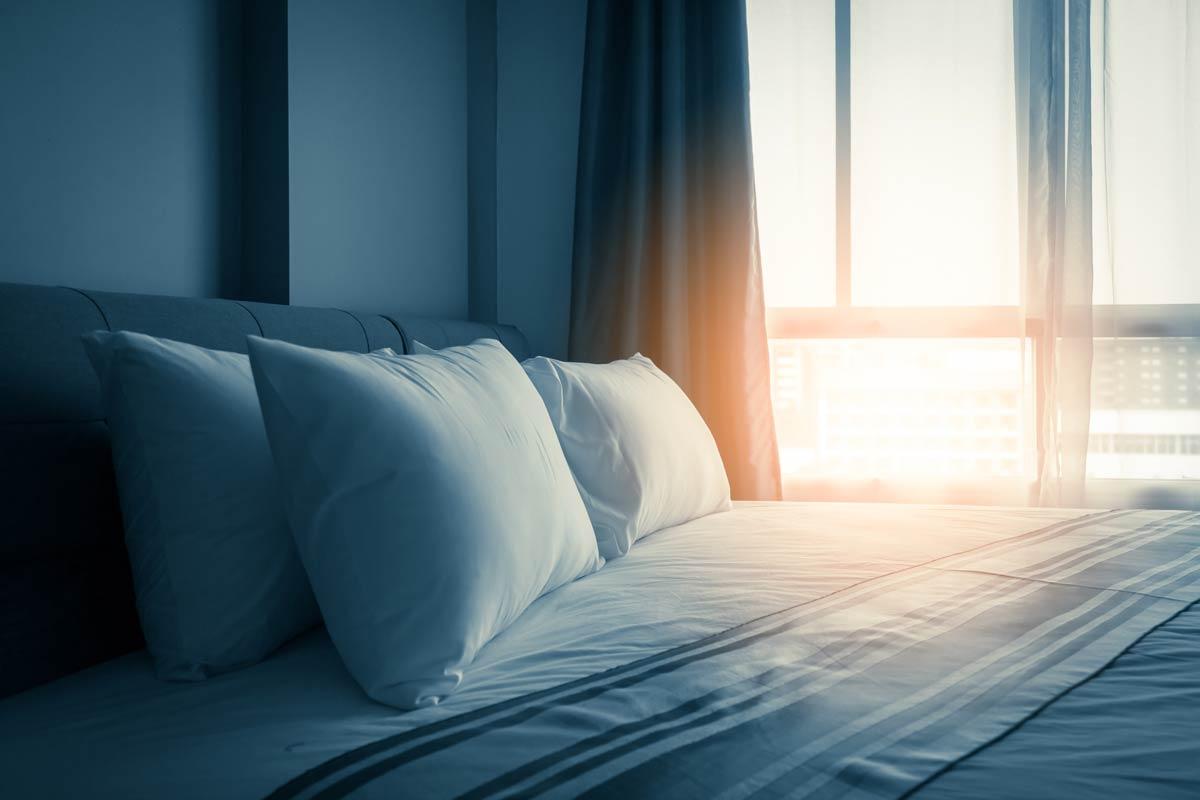 Jak czyścić poduszki