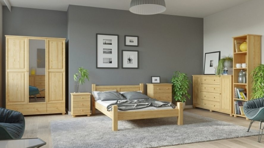 Piękna sypialnia w kilku krokach