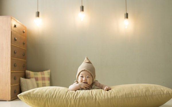 Jakie poduszki do pokoju dziecięcego?
