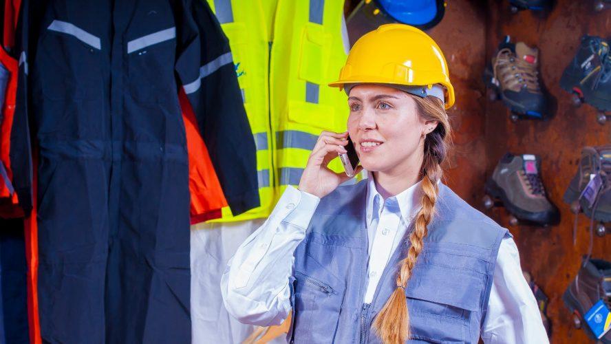 Odzież robocza – 3 rodzaje, które znajdują zastosowanie w każdej pracy