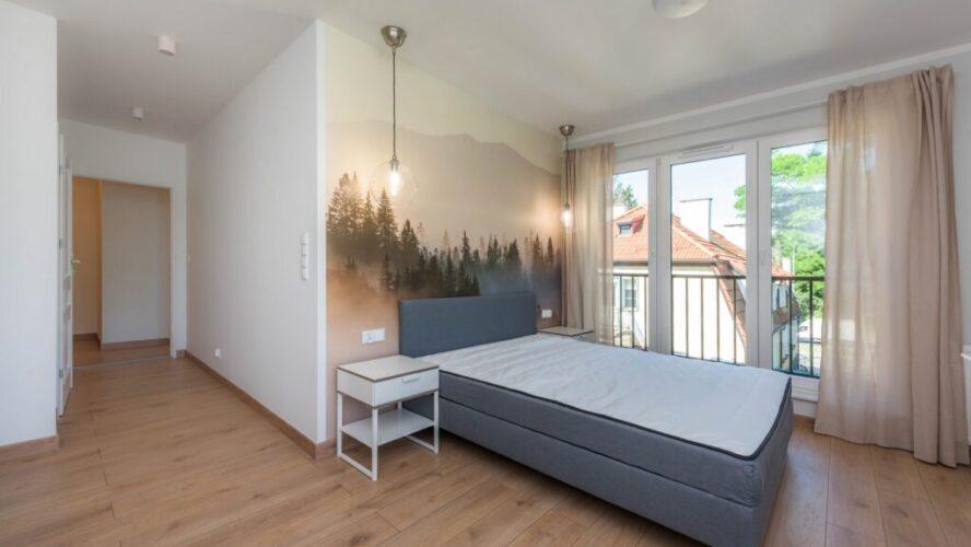 Styl skandynawski w nowoczesnym mieszkaniu